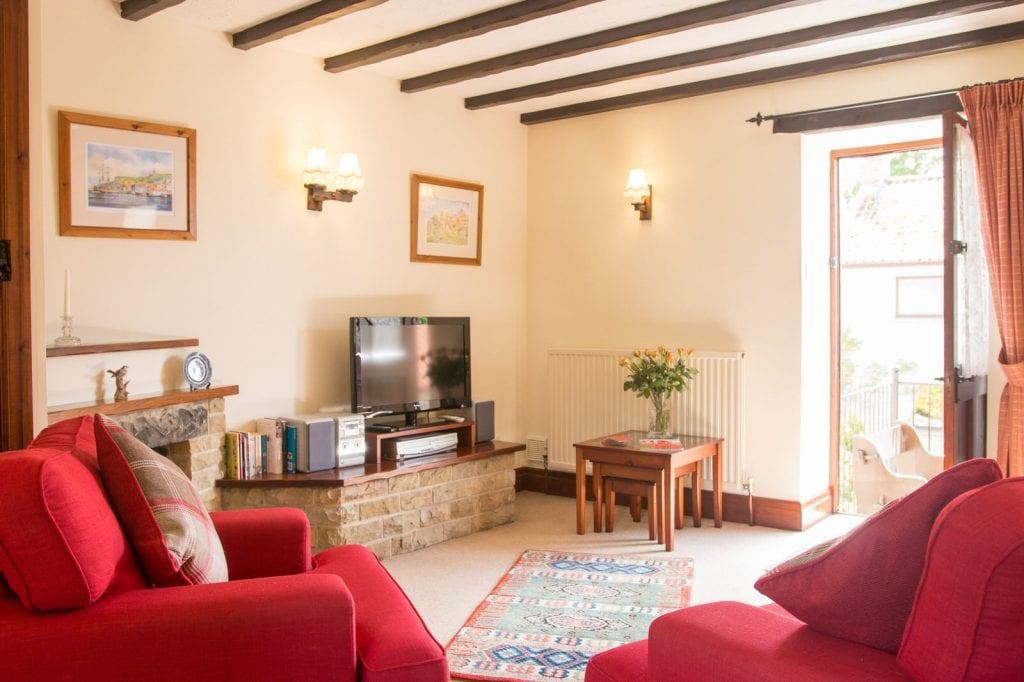 Barn Cottage Living Room