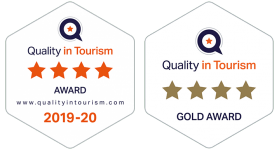Quality in tourism logo