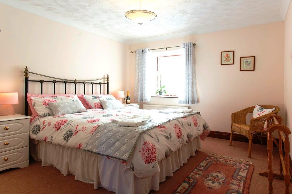 Barn Cottage Master Bedroom