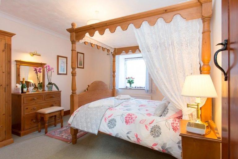 Byre Master Bedroom