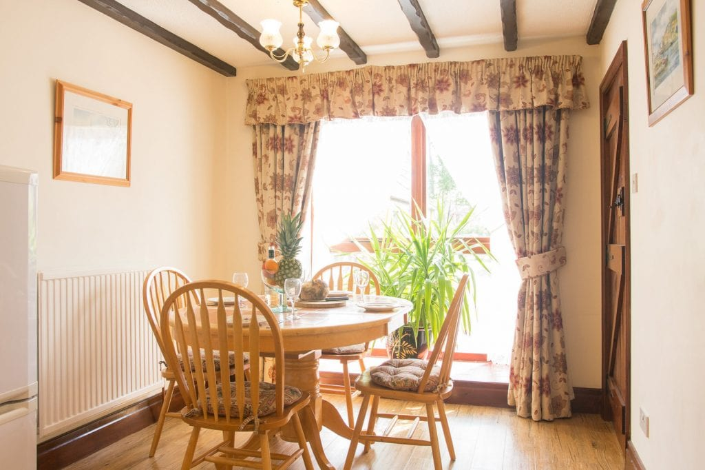Mill Cottage Dining Area