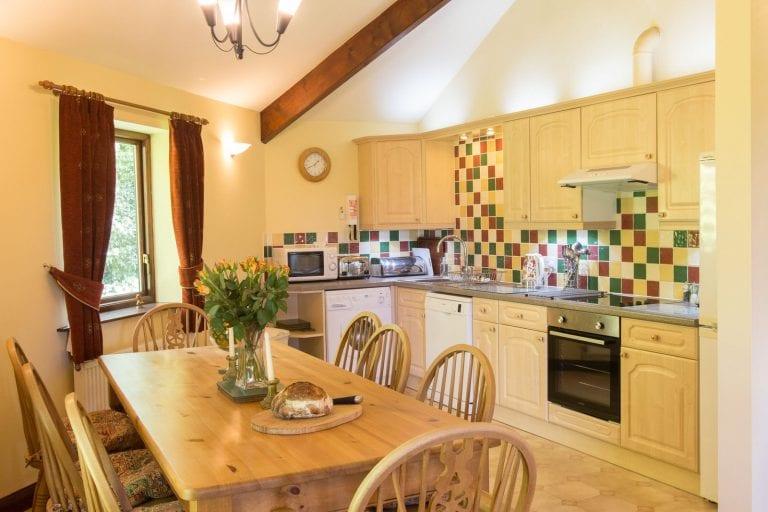 Pasture View Kitchen